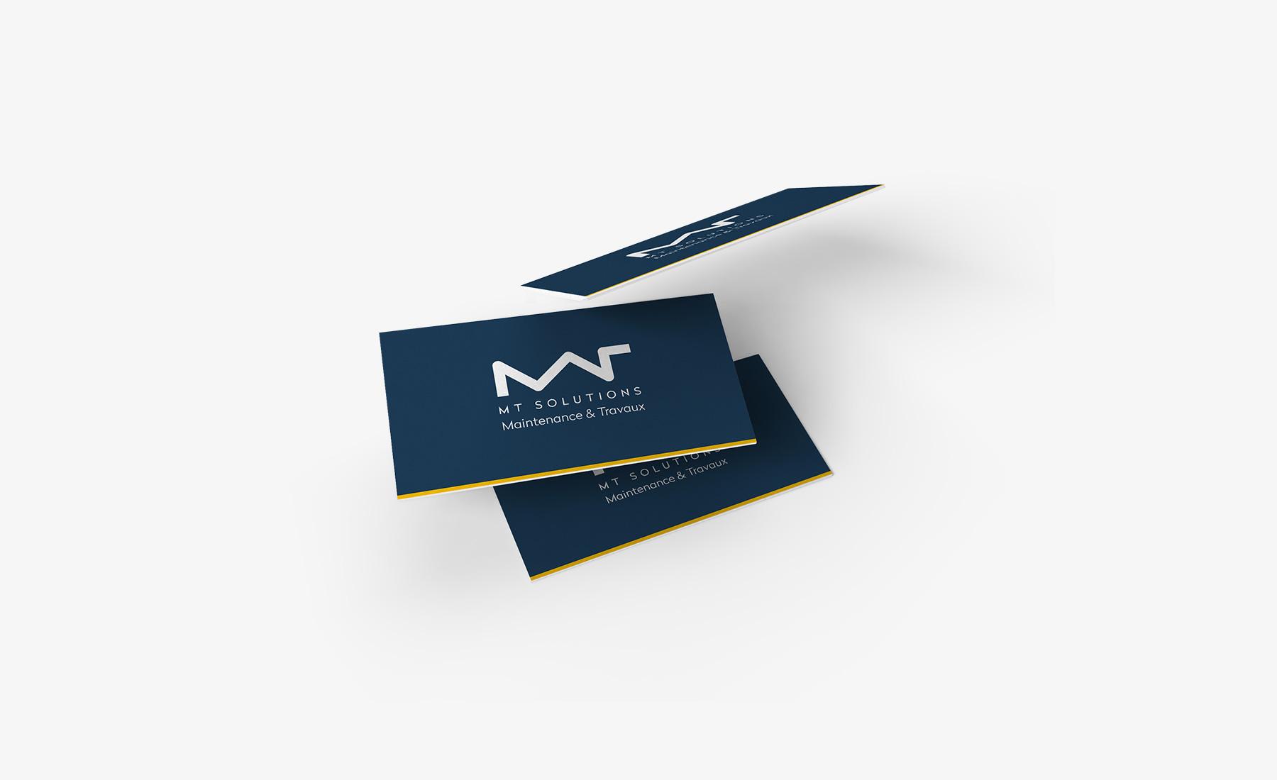 MT Solutions - Branding par l'agence Sharing