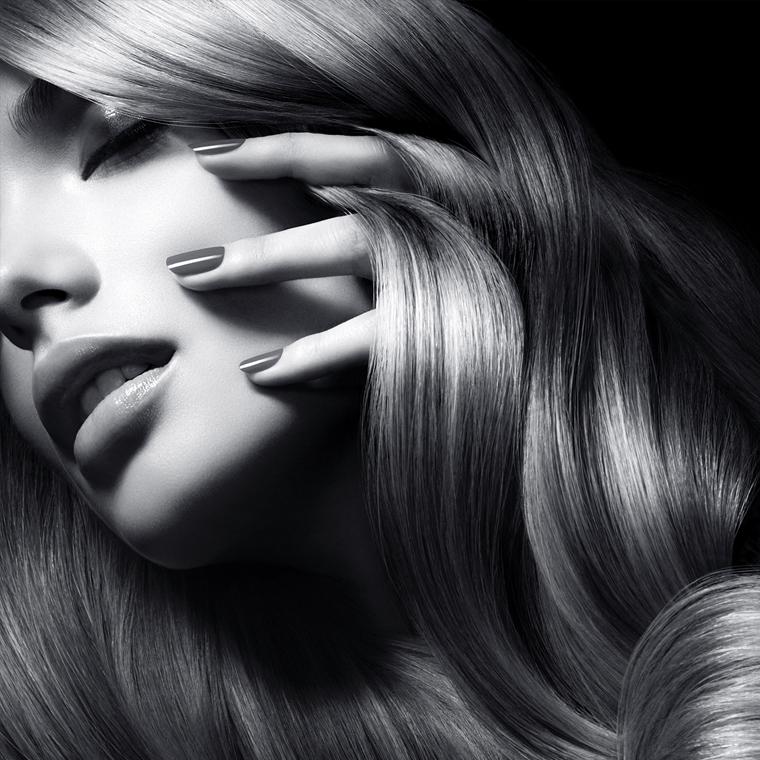 Kerastase Hair Language - Landing page et animation de Sharing Agency