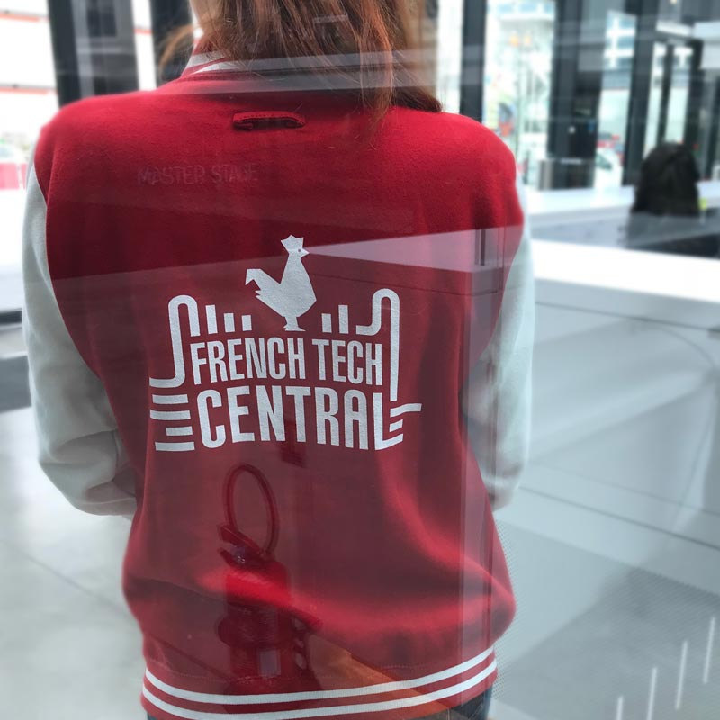 French Tech Central - stratégie de marque Sharing Agency