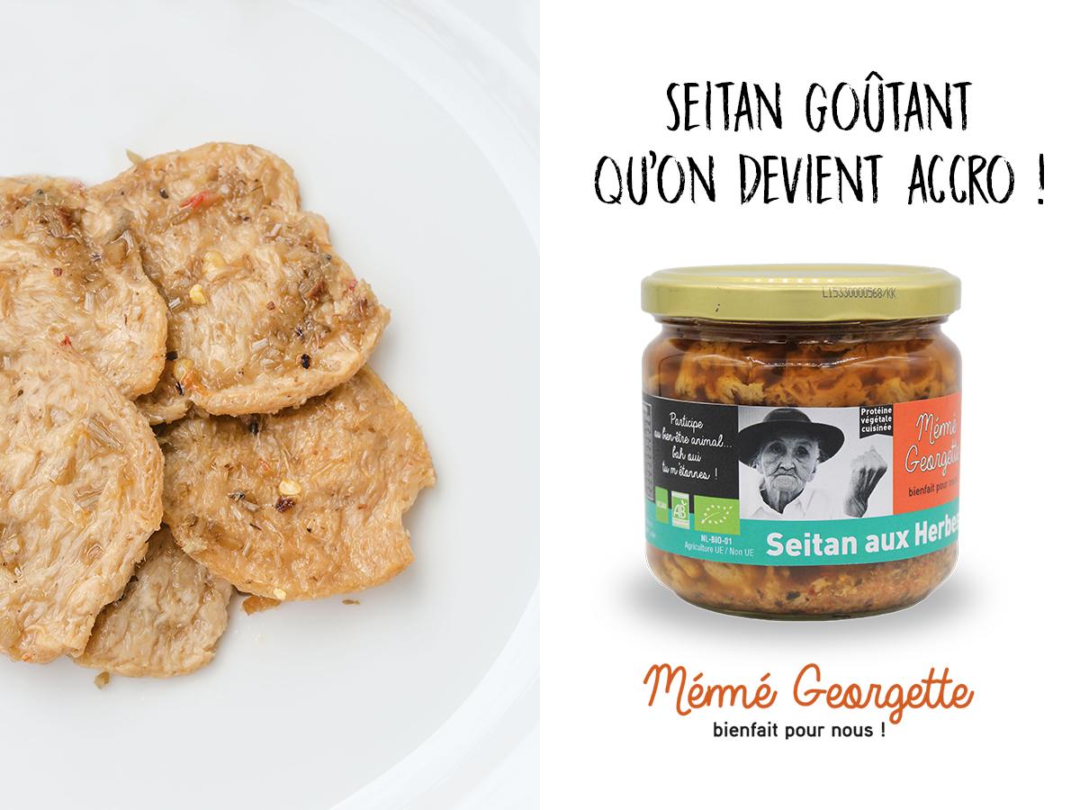 Meme Georgette - stratégie de marque Sharing - Agence de communication à Paris