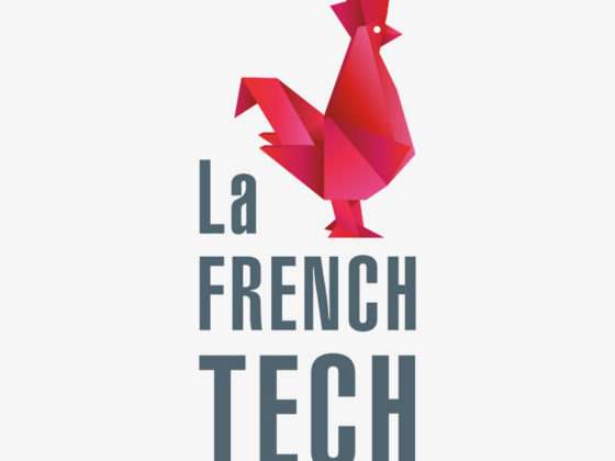 Logo La French Tech par l'agence de communication Sharing