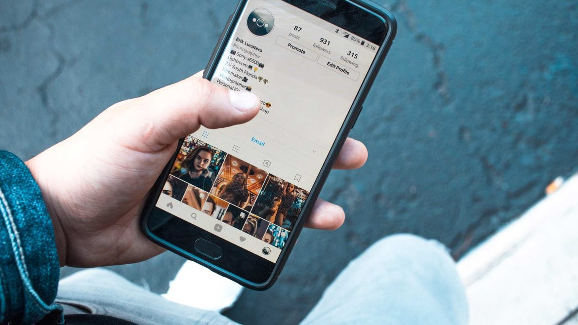 instagram influenceur influence sharing agence agency