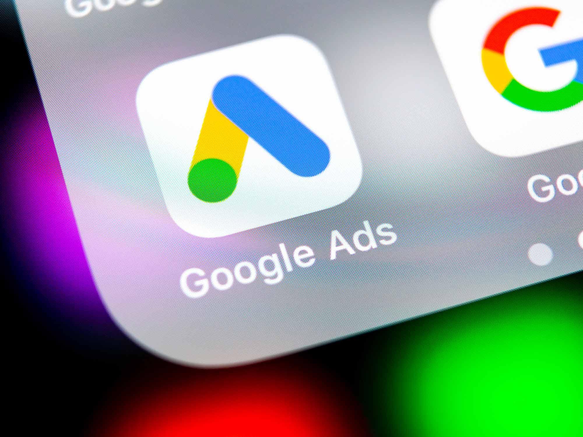 Google ads adwords agence sharing communication web paris