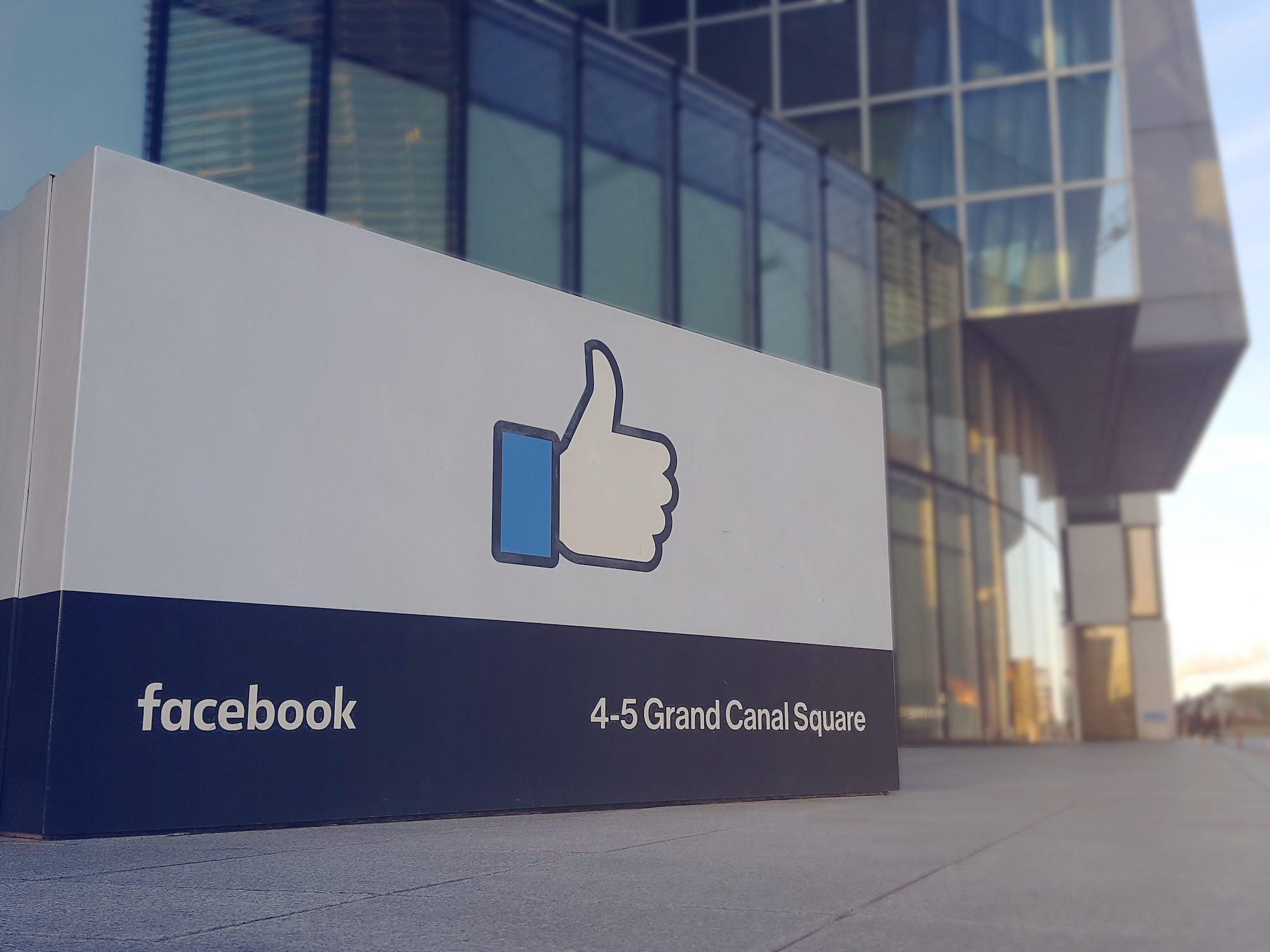 Siège Facebook