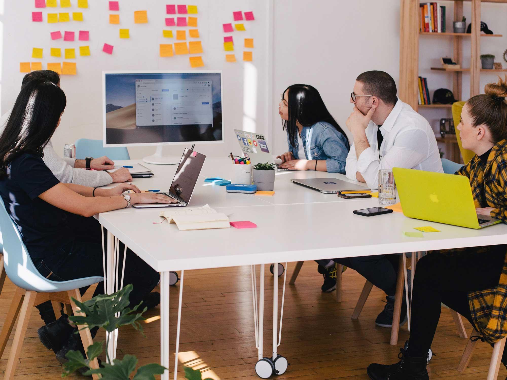 Le design thinking c'est quoi - Agence Sharing