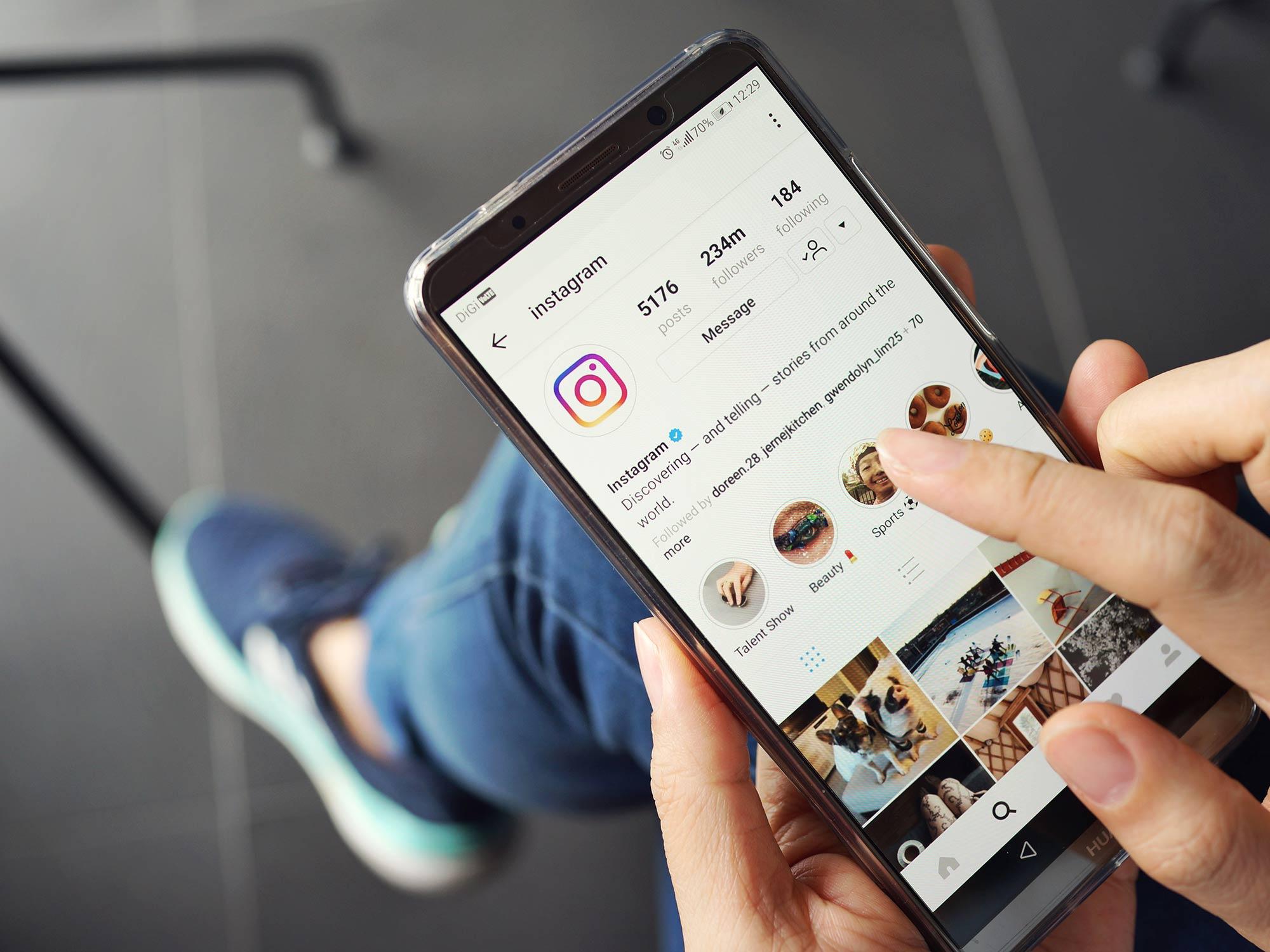 astuces pour augmenter votre nombre d'abonnés Instagram -Agence Sharing