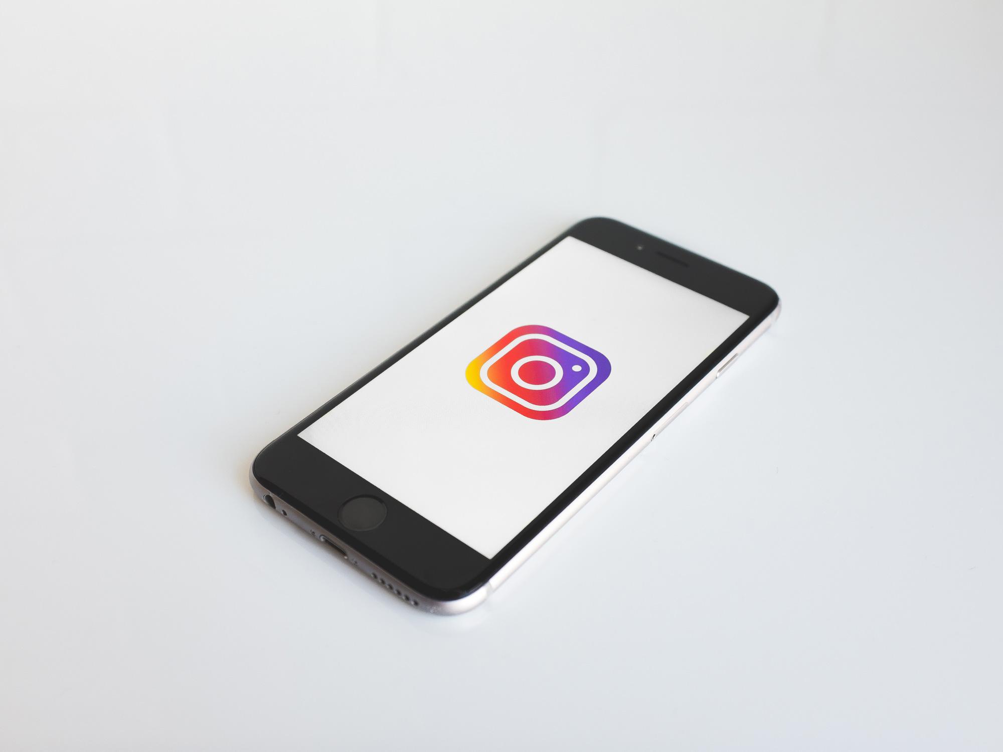 instagram lance une plateforme dédiée à l'influence - Agence Sharing