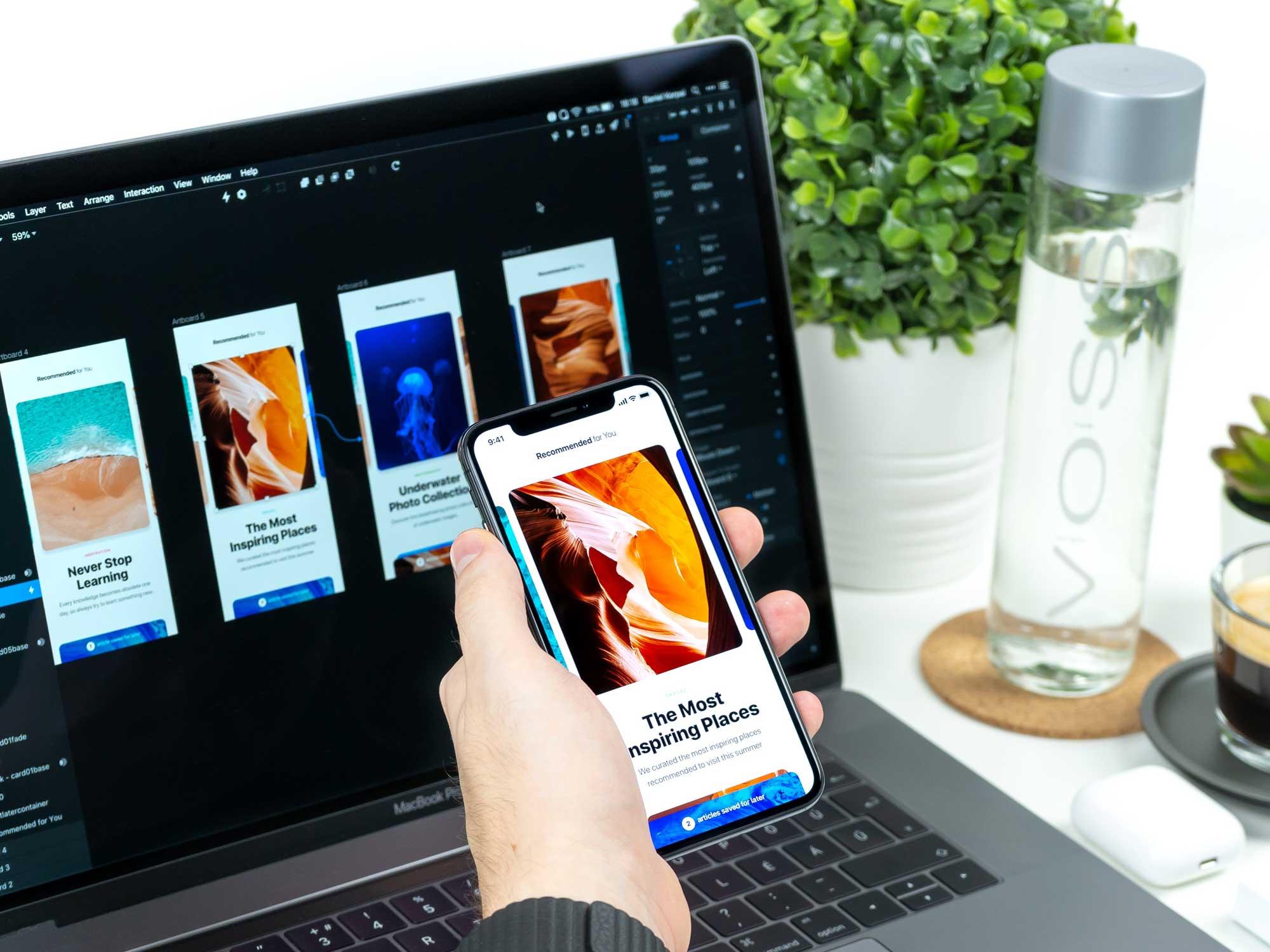 les bonnes pratiques en UX design de site web - Agence Sharing