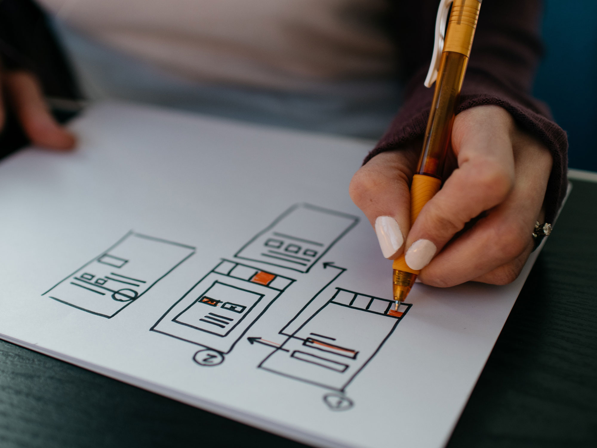 Les meilleurs outils pour créer des wireframes - Agence Sharing