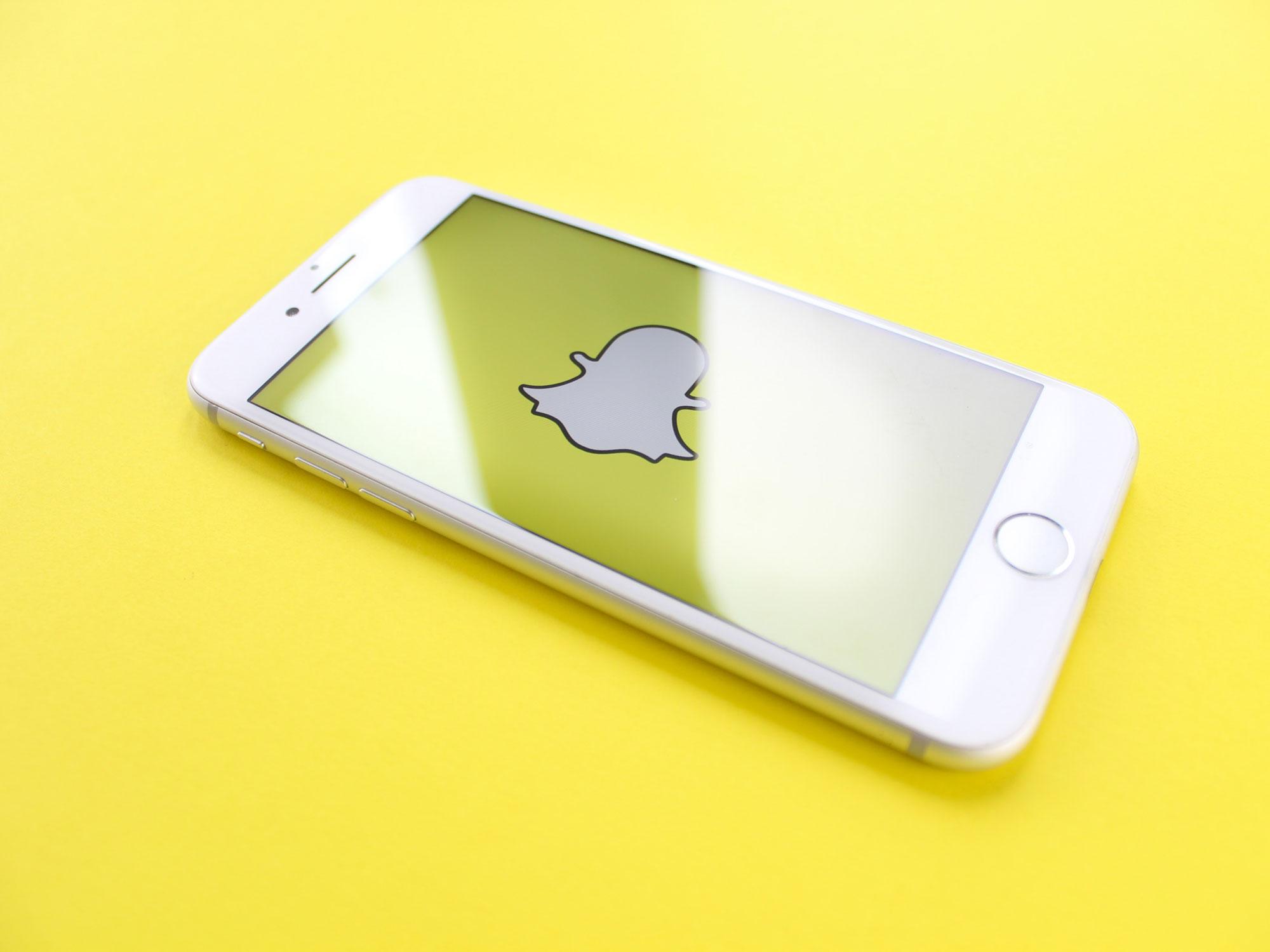 De gros changements en perspective sur Snapchat - Agence Sharing