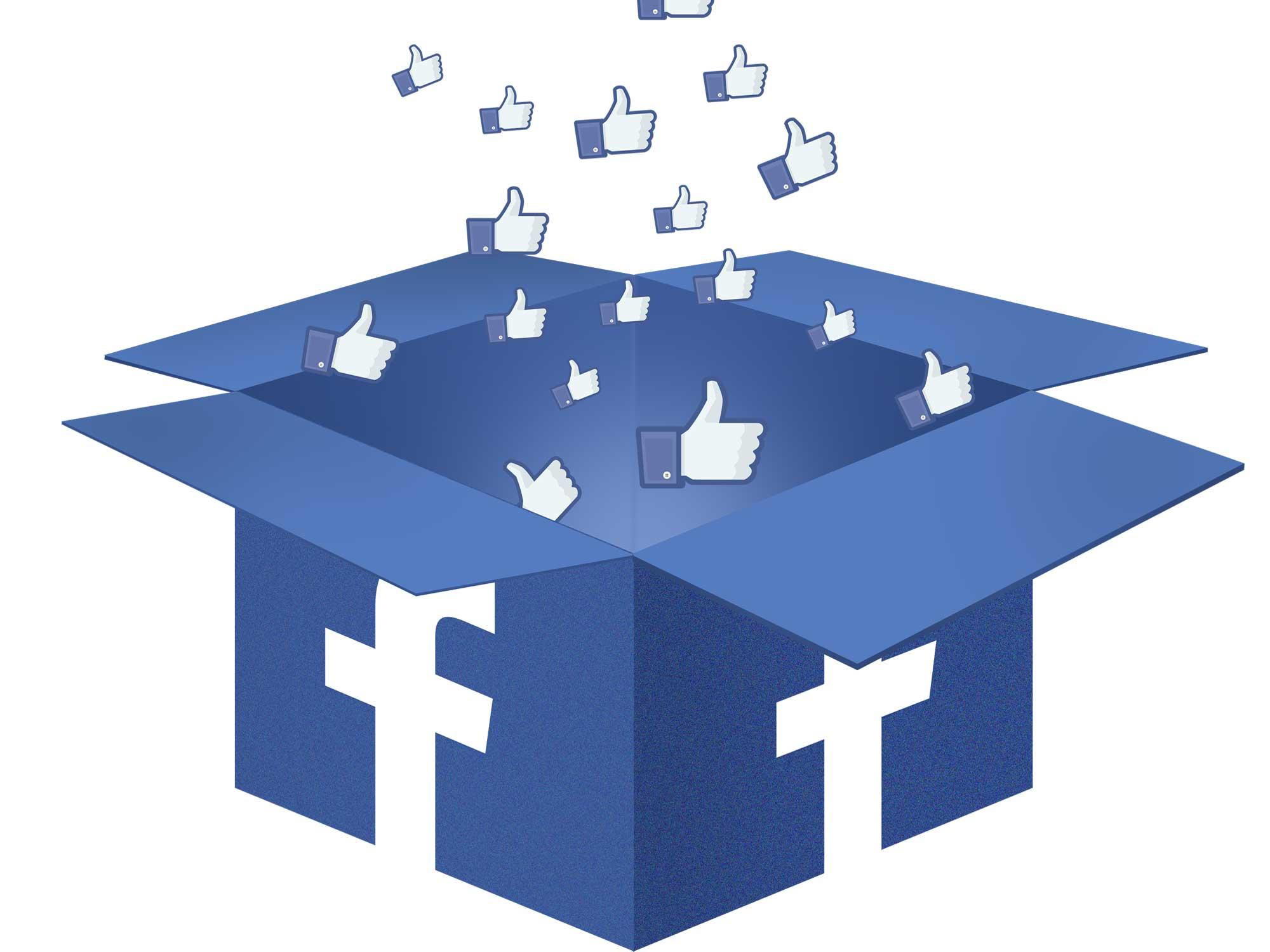 Changement d'algorithme de Facebook pour les actualités - Agence Sharing