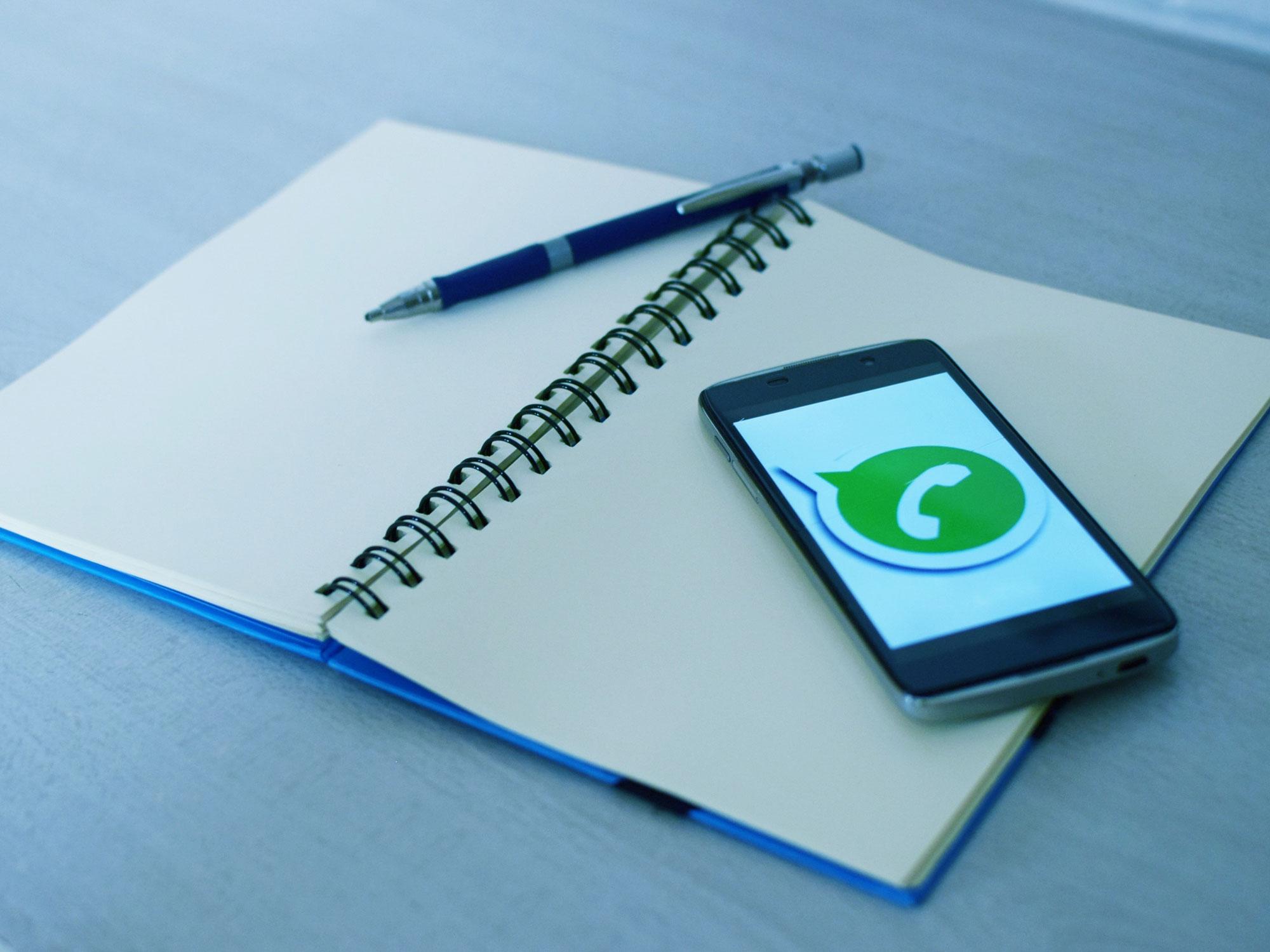 La nouvelle fonctionnalité WhatsApp permet la recherche sur le web - Agence Sharing