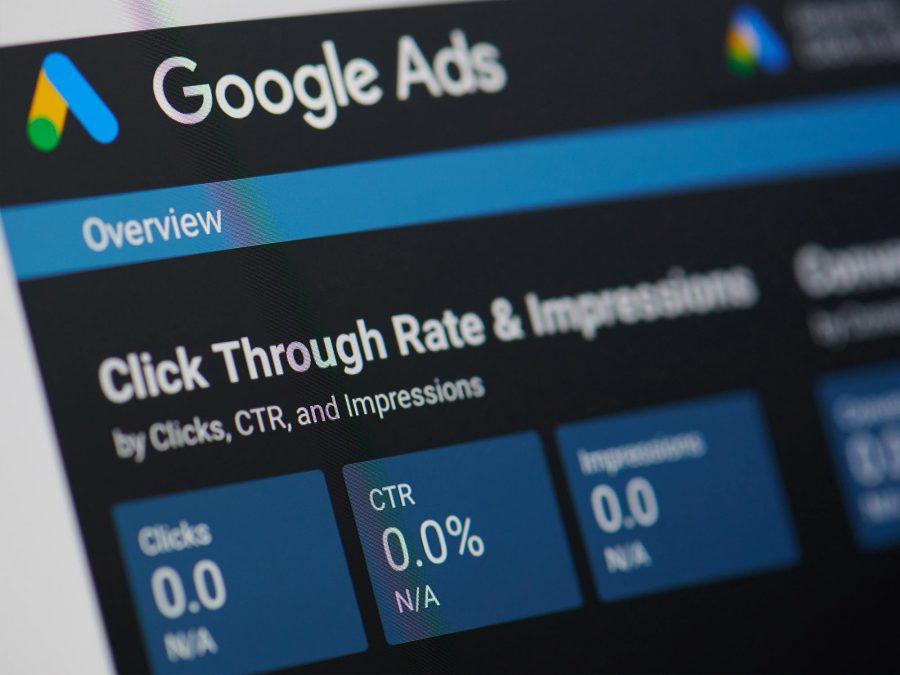 google ads sharing