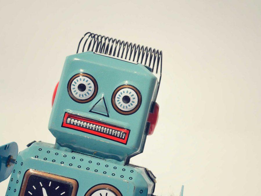 DAL-e -un humanoïde pour assurer le service client - Agence Sharing