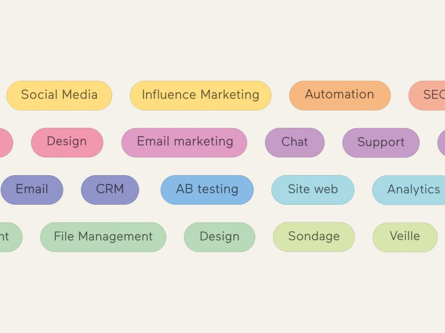 Sharing Tech - les meilleurs outils marketing et communication - Agence Sharing